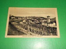 Cartolina Madonna della Neve di Marmorito - Panorama 1942