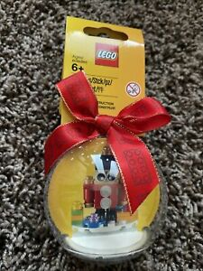 LEGO #853907 Toy Soldier ornament - brand new sealed