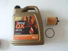 OIL AND OIL FILTER   ALL PEUGEOT BIPPER  PARTNER EXPERT  1.4  & 1.6 HDi DIESELS