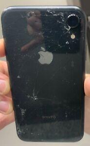 Apple iPhone XR 128GB (Black) GSM (ATT & T-Mobile Compatible)