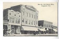 Main St., Odd Fellows Bldg., Longmont, Colorado