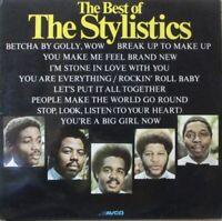 STYLISTICS - Best Of ~ VINYL LP