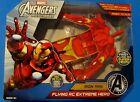 IRON MAN Remote Control Flying Extreme Super Hero NIB Marvel Avengers R/C plane