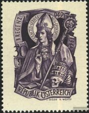 Österreich 936 (kompl.Ausg.) gestempelt 1949 H. Gebhard
