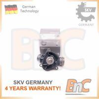 COOLANT THERMOSTAT BMW OEM 11517789014 SKV GERMANY GENUINE HEAVY DUTY
