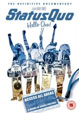 Neuf Status Quo - Hello Quo Édition Collector DVD