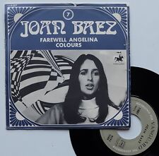 "SP Joan Baez  ""Farewell Angelina"""