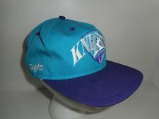 Vintage 90s #1 Apparel  Minor League Baseball Charlotte Knights Snapback Cap Hat