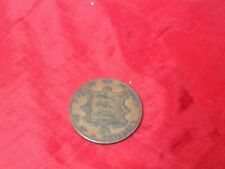 Coin 1844 Jersey 1/26 Of A Shilling