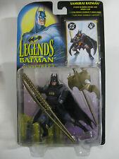 VINTAGE BAT MAN SAMURAI DC COMICS KENNER 1995 NUEVO!!