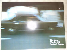 Mazda 616 Sedan & Coupe range brochure 1974