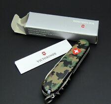 Schweizer Taschenmesser, VICTORINOX SPARTAN CAMOUFLAGE, SWISS ARMY EDITION