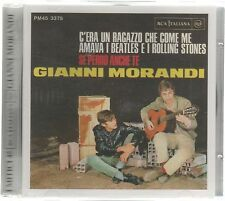GIANNI MORANDI I MITICI 45 C'ERA.. CD F.C. COME NUOVO!!!