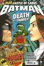 BATMAN VOL.3 # 11 / BATMAN INCORPORATED # 5 / NEW 52 / TITAN/DC / MAY 2013  N/M