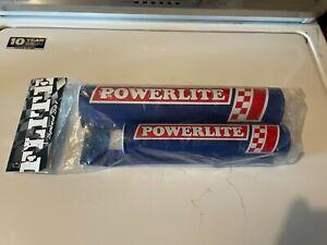 Bmx old school powerlite power lite pads hutch gt redline dk mongoose skyway dk