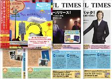 2 JAPAN BONUS TRACK+SOFTPACK+THE PAUL TIMES! PAUL MCCARTNEY EGYPT STATION SHM-CD