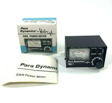 Vintage Para Dynamics PDC 1 SWR & Power Meter