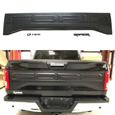 For 2015 2016 2017 Ford F150 Raptor Style Tail Gate Applique Rear Trim Panel