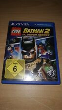 Lego Batman 2 DC Super Heroes Ps Playstation Vita