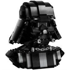 Star Wars Series Building Blocks Darth Vader Bust Technic Bricks Gifts Toy