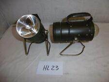 1x Handlampe Notlampe Camping Zeltleuchte Ø 85mm Outdoor ex Bundeswehr (HL23)