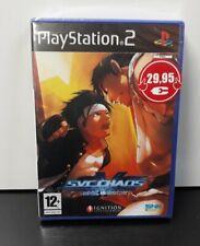 "PS2 PLAYSTATION SNK VS CAPCOM SVC CHAOS ""NUEVO / PRECINTADO"" NEW/SEALED"