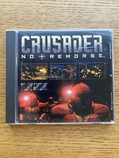 CRUSADER NO REMORSE  - PC Game (1995) - Jewelcase - Fast Shipping