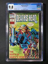 Death's Head II #1 CGC 9.8 (1992) - X-Men appearance