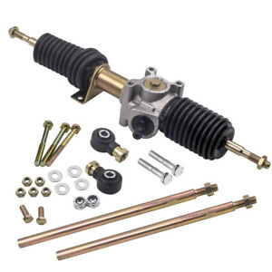 Steering RACK and PINION Assembly w/TIE ROD ENDS for Polaris RZR 800 EFI 2009