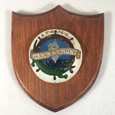 USS FREMONT LPA 44 Street Sign us navy ship veteran sailor gift