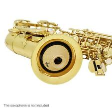 Light-weight ABS Mute Silencer for Alto Saxophone Sax Yellow C1G5
