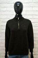 Maglione FRED PERRY Donna Taglia 46 117 CM ( M ) Pullover Cardigan Sweater Lana