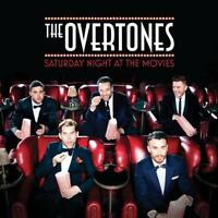 The Overtones - Saturday Night At The Movies (NEW CD)