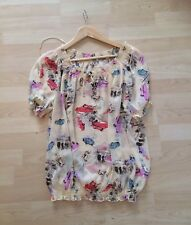 Ladies Chiffon Blouse Size 18