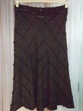 Principles Size Petite Calf Length Skirt for Women