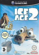 ICE AGE 2 for Nintendo Gamecube - PAL