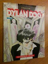 DYLAN DOG - GLI INQUILINI ARCANI supplemento a Horror n.13 -Editrice Comic Art