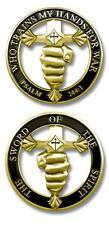 Catholic Christian Religious Challenge Coin Token: Sword of the Spirit + BONUS