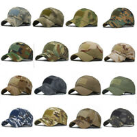 Men Tactical Operator Baseball Hat Military Army Special Forces Airsoft Cap Hot