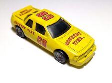 Vintage #68 Country Time Lemonade Kraft General Foods Stock Car Yellow Nascar