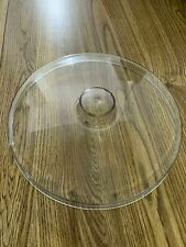 Island Oasis Blender Ice Hopper Cover Sb3x Oem Parts Replacement Thick Rim