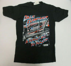 DALE EARNHARDT NASCAR 4 SIDED YOUTH SMALL 6/8 VINTAGE SHIRT RETRO VTG CHASE