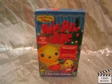 Rolie Polie Olie A Rolie Polie Christmas VHS Animated