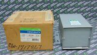 NEW Hevi-Duty HS1F2A General Purpose Transformer 240/480 PRI 120/240V SEC 2 kVA