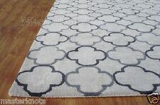 Brand New Emma Multi Gray 10x14 10x14 Handmade Wool Area Rug Carpet