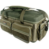 TF Gear NEW Hardcore Heavy Duty Padded Carp Fishing Carryall - Free P+P