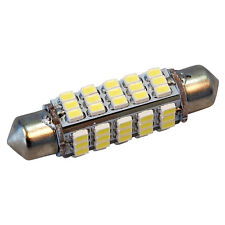 HQRP 41mm 60-SMD Festoon Light Bulb LED for DE3021 DE3022 DE3175 DE3425 DE4410