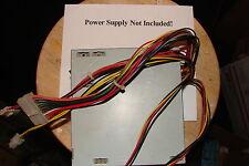 CNC INFO-MAKE&AT Computer Pwr supply RUN stepper motors