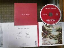 Bon Iver [Digipak] by Bon Iver (CD, Jun-2011, Jagjaguwar) original digipak nice