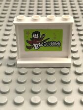 LEGO Panel 1 x 4 x 3 - Hollow Studs with Quidditch Player Pattern 4840